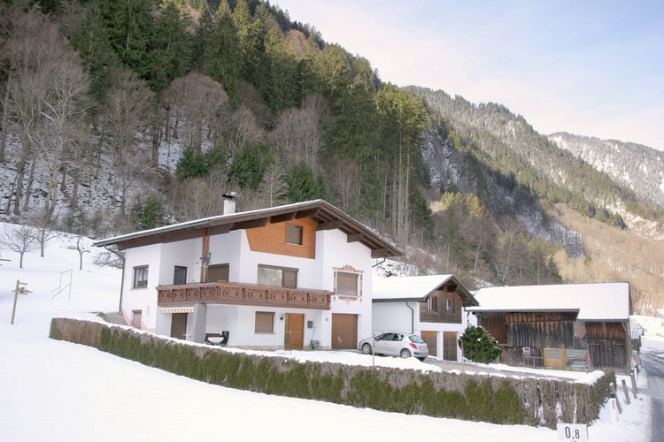 Annelies - Chalet - St Gallenkirch - Exterior - Winter