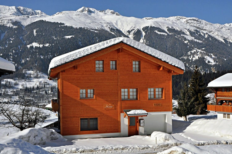 Chalet Marjo OG - Apartment - Fiesch - Exterior - Winter