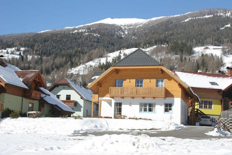 Vakantiehuizen Oostenrijk | Salzburg | Appartement te huur in Sankt-Michael-im-Lungau   met wifi 7 personen