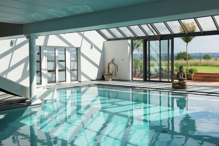 Belgie | Luik | Vakantiehuis te huur in Theux met zwembad  met wifi 2 personen