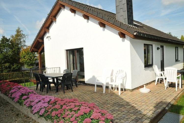 Xhoffraix Vakantiewoningen te huur Gezellig familiaal huis aan de voet van de Hoge Venen