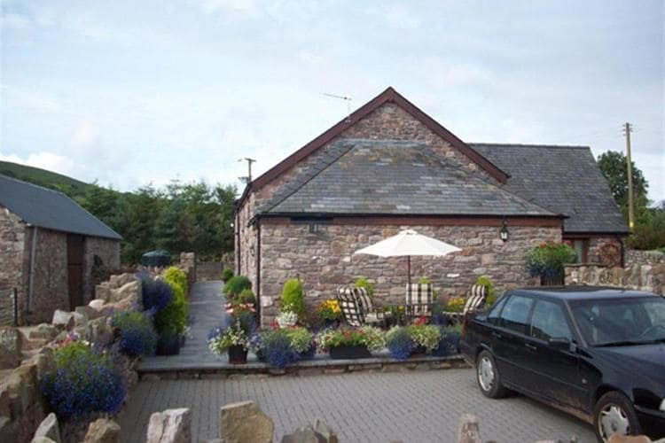 Holiday house Bailea Coach House (647402), Brecon, Mid Wales, Wales, United Kingdom, picture 2