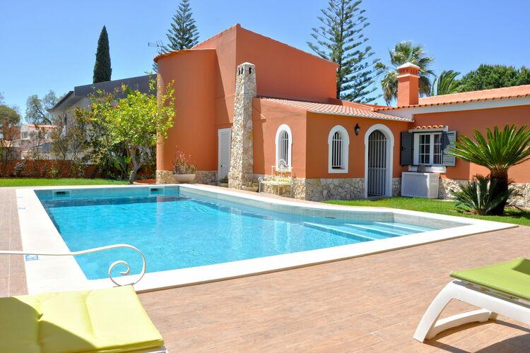 Portugal | Algarve | Villa te huur in Vilamoura met zwembad  met wifi 6 personen