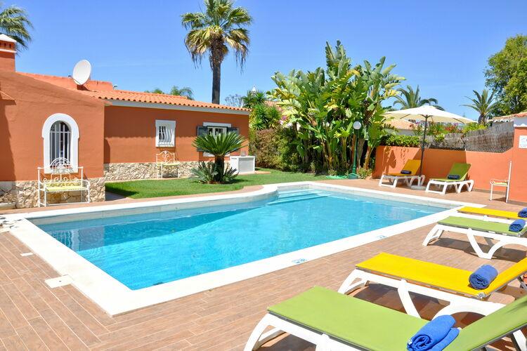 Vakantiehuizen Portugal | Algarve | Villa te huur in Vilamoura met zwembad  met wifi 6 personen