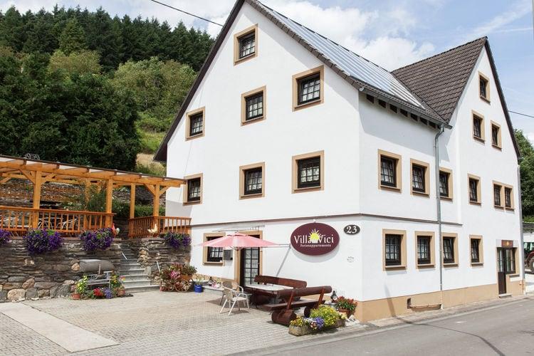 Duitsland | Moezel | Appartement te huur in Merschbach   met wifi 3 personen