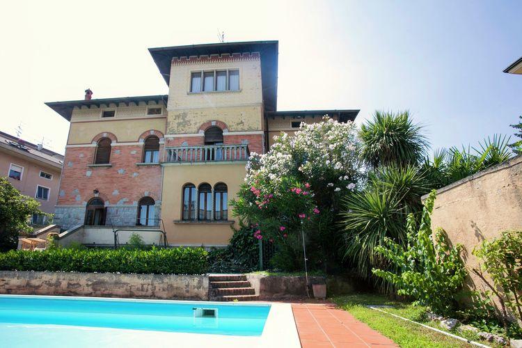 Vakantiehuizen Italie | Italiaanse-Meren | Villa te huur in Desenzano-del-Garda met zwembad  met wifi 8 personen