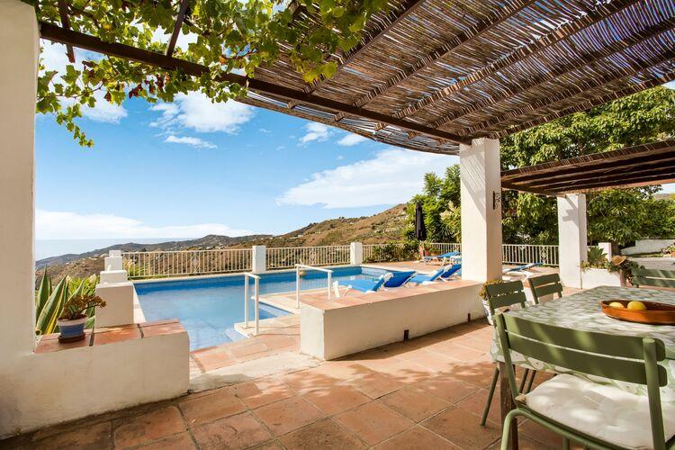 vakantiehuis Spanje, Costa del Sol, Frigiliana vakantiehuis ES-29788-09