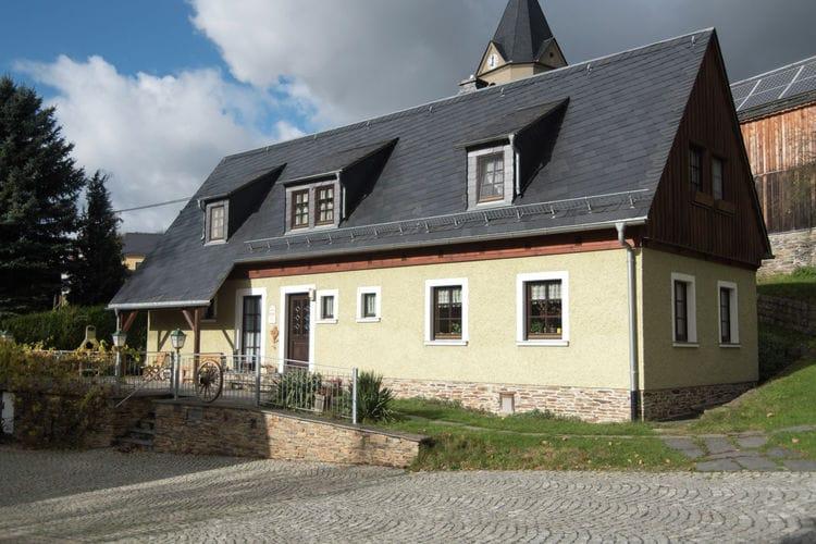 Duitsland | Saksen | Appartement te huur in Unterwurschnitz   met wifi 2 personen