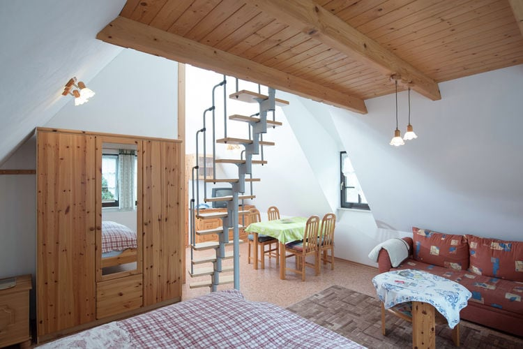 Vakantiewoning Duitsland, Saksen, Unterwürschnitz Appartement DE-08626-03