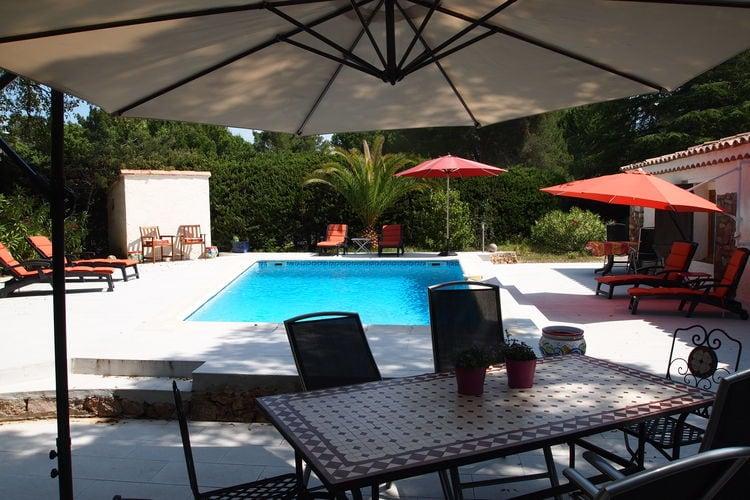 Vakantiehuis met zwembad met wifi  Roquebrune-sur-ArgensBouverie