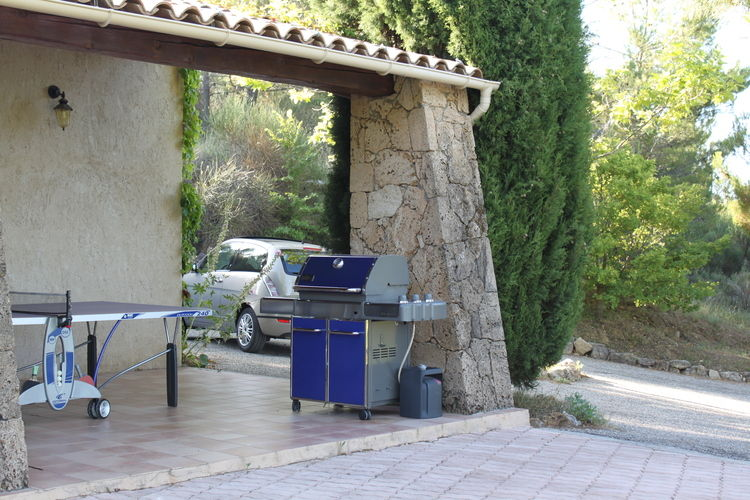 Ferienhaus Calme et vue panoramique plein Sud (648034), Tourtour, Var, Provence - Alpen - Côte d'Azur, Frankreich, Bild 18