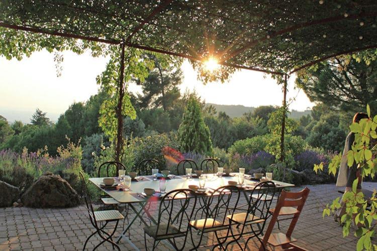 Ferienhaus Calme et vue panoramique plein Sud (648034), Tourtour, Var, Provence - Alpen - Côte d'Azur, Frankreich, Bild 19