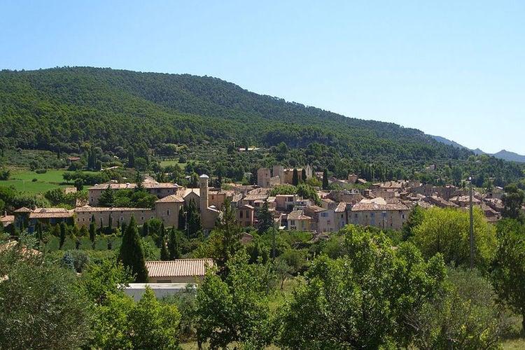Ferienhaus Calme et vue panoramique plein Sud (648034), Tourtour, Var, Provence - Alpen - Côte d'Azur, Frankreich, Bild 23
