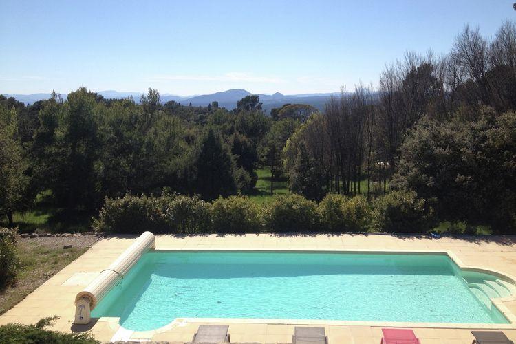 Ferienhaus Calme et vue panoramique plein Sud (648034), Tourtour, Var, Provence - Alpen - Côte d'Azur, Frankreich, Bild 4