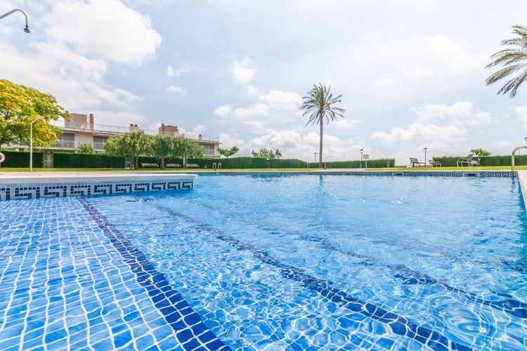Appartement met zwembad   LampollaMirador del Delta
