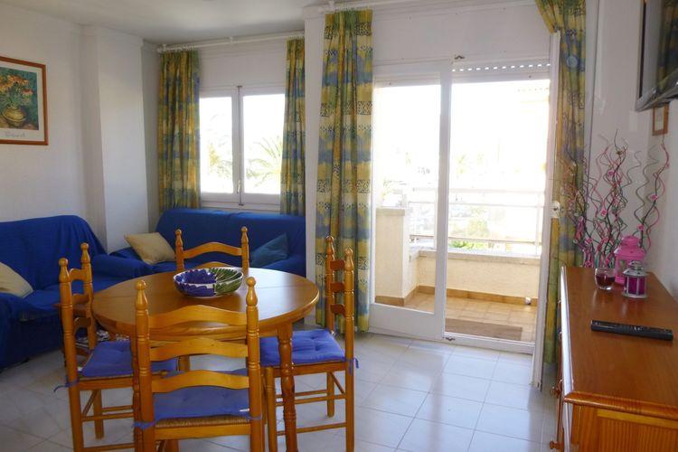 Appartement Spanje, Costa Brava, Empuriabrava Appartement ES-17487-96