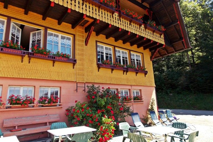 Vakantiehuis  met wifi  Baden-WurttembergSchwarzwald