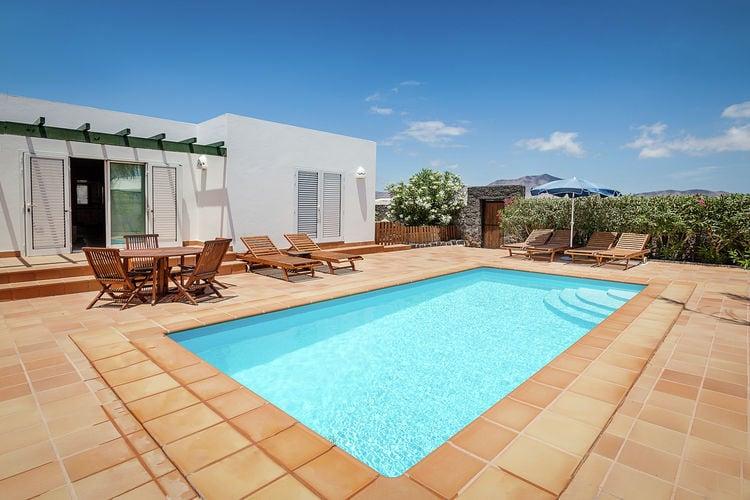 Villa Spanje, lnzt, Playa Blanca Villa ES-35580-17