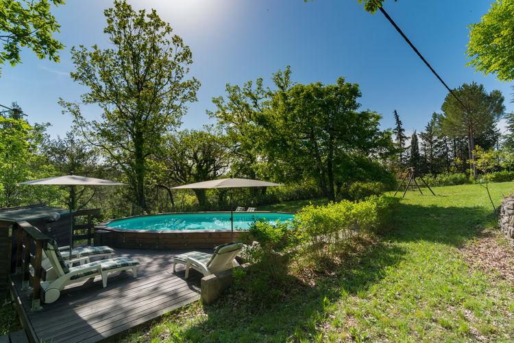 vakantiehuis Frankrijk, Provence-alpes cote d azur, Seillans vakantiehuis FR-83440-119