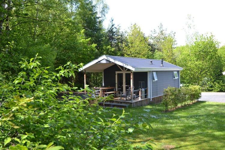 Comfortabele, vrijstaande cottage aan de bosrand op park op de Utrechtse Heuvelrug