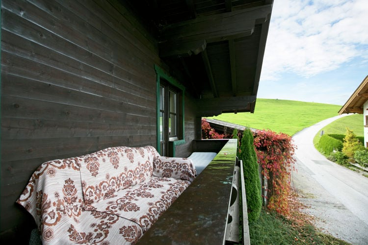 Chalet Madreit - Terrace