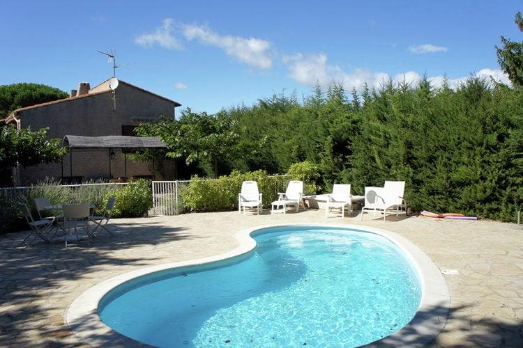 Vakantiewoning met zwembad   Regusse  Provençaalse villa met zwembad in de Noord Var op 8 km van het prachtige Lac de Ste. Croix