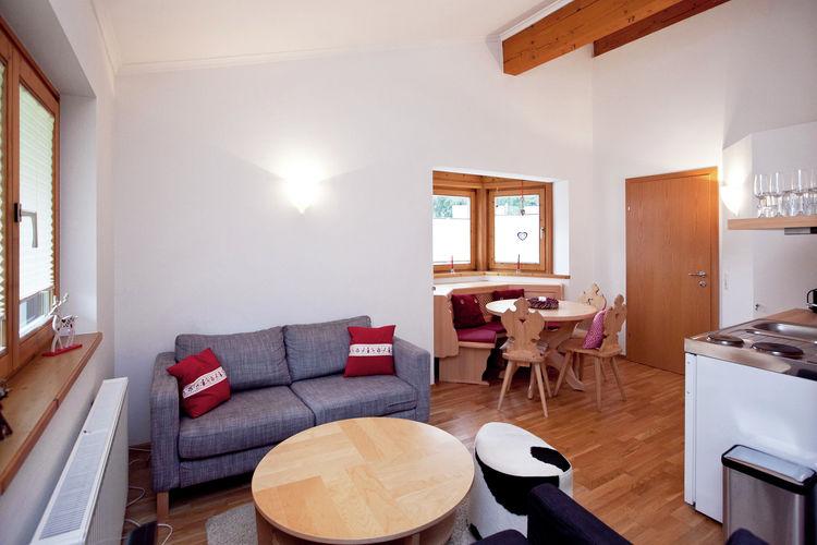 Ski Appartement Leogang - Apartment