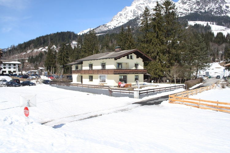 Ski Appartement Leogang - Apartment - Exterior - Winter