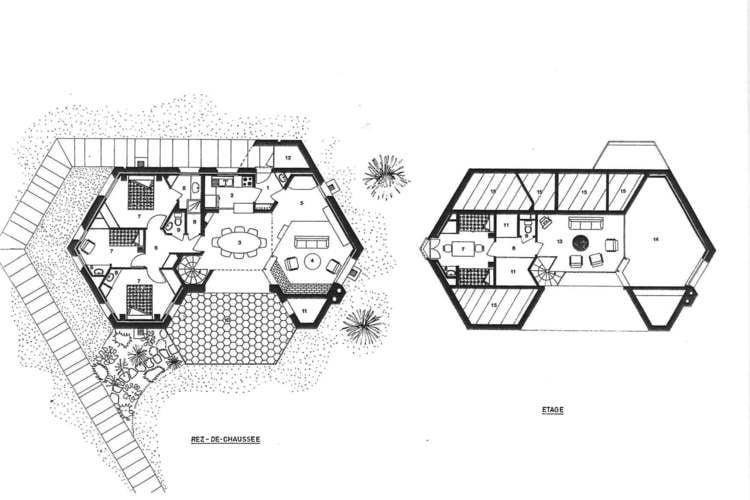 Ferienhaus Hexagone (653198), Stoumont, Lüttich, Wallonien, Belgien, Bild 40