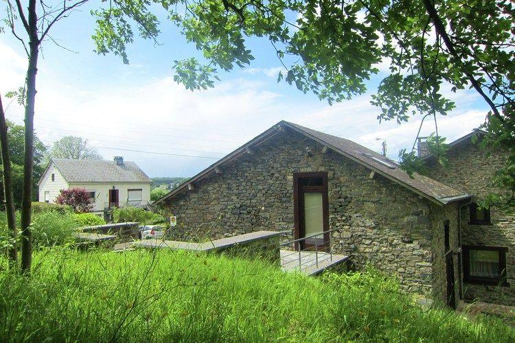 Vakantiehuis  met wifi  Jéhonville  Au Grenier du Moulin