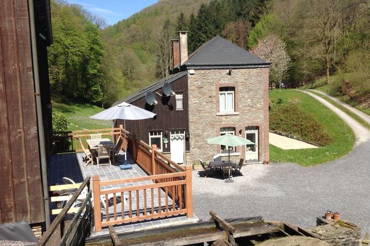 Chalet België, Namen, Bohan-Sur-Semois Chalet BE-5550-60