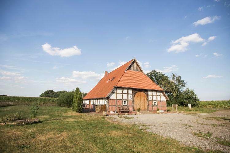 Duitsland | Nedersaksen | Vakantiehuis te huur in Badbergen   met wifi 14 personen
