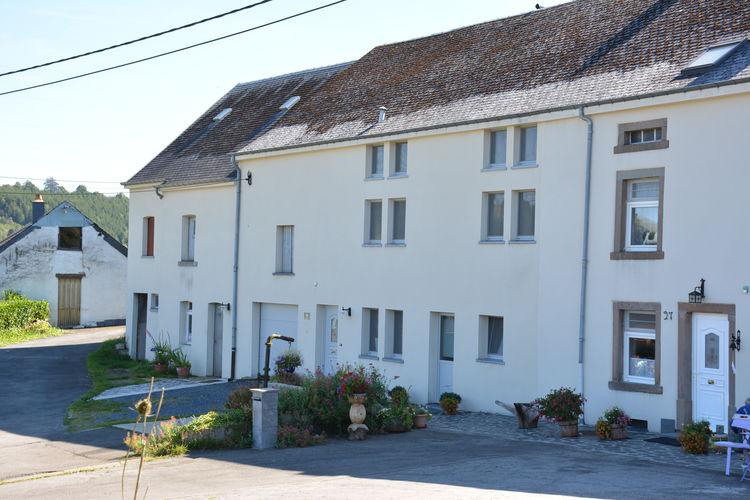 Vakantiehuizen Belgie | Luxemburg | Vakantiehuis te huur in Martelange-radelange   met wifi 9 personen