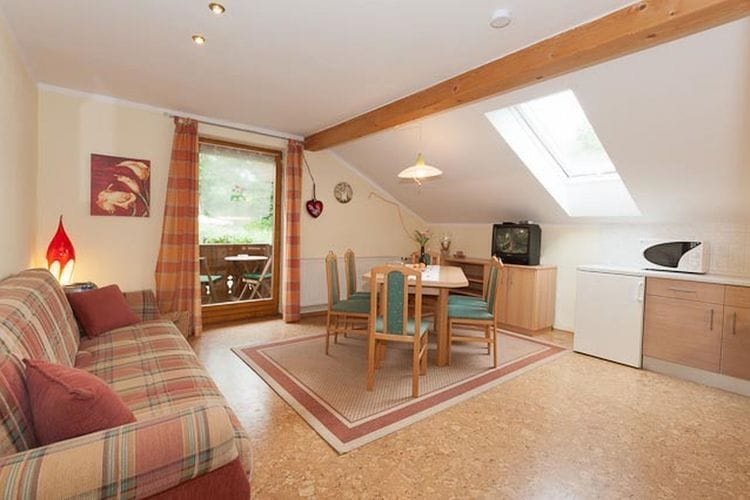 Appartement Duitsland, Beieren, Prackenbach ot Tresdorf Appartement DE-94267-05