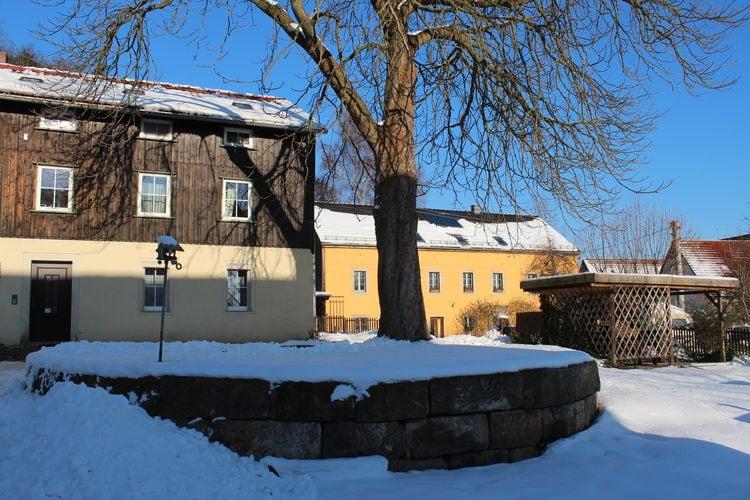 Vakantiewoning Duitsland, Saksen, Struppen Appartement DE-01796-03