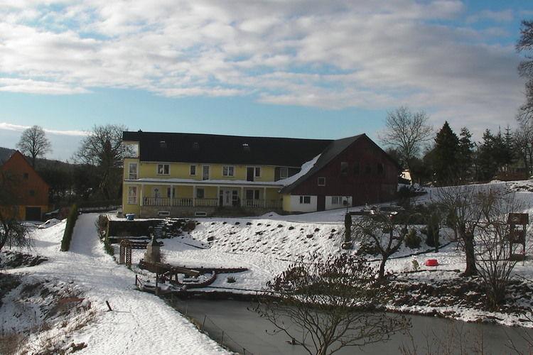 Appartement Duitsland, Saksen, Lichtenhain Appartement DE-01855-04