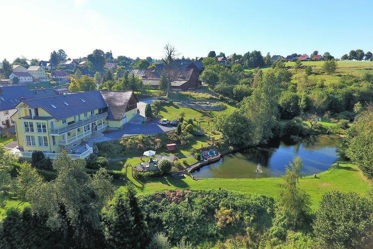 Duitsland | Saksen | Appartement te huur in Lichtenhain   met wifi 4 personen