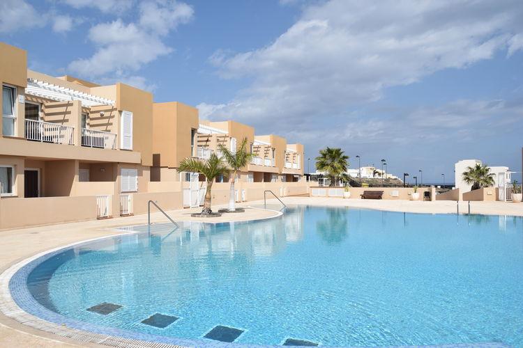 Vakantiehuizen trfe te huur El-Porís,-Tenerife- ES-38580-01 met zwembad   te huur
