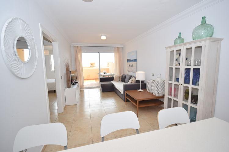Appartement Spanje, trfe, El Porís, Tenerife Appartement ES-38580-01