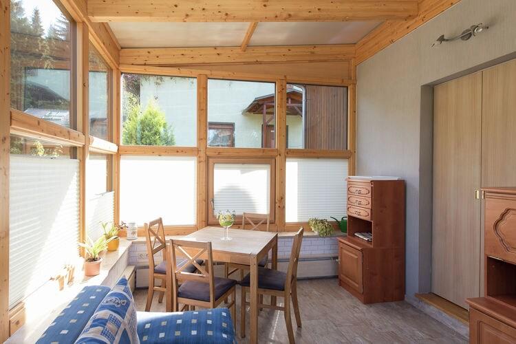 vakantiehuis Duitsland, Saksen, Jägersgrün vakantiehuis DE-09399-02