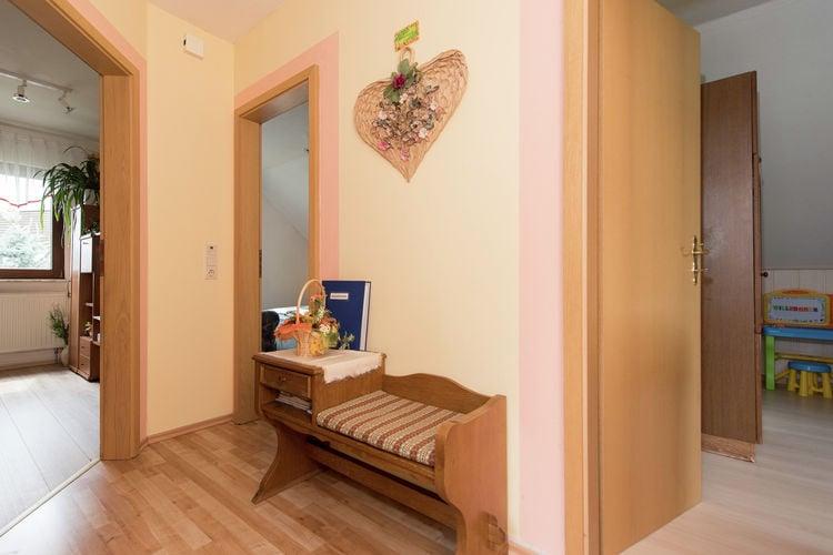 Appartement Duitsland, Saksen, Werda Appartement DE-08223-04