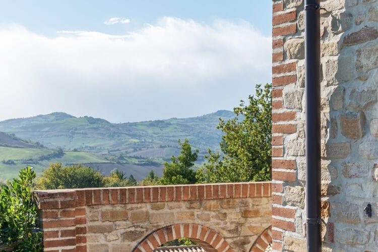 vakantiehuis Italië, Marche, Montelparo vakantiehuis IT-63020-04