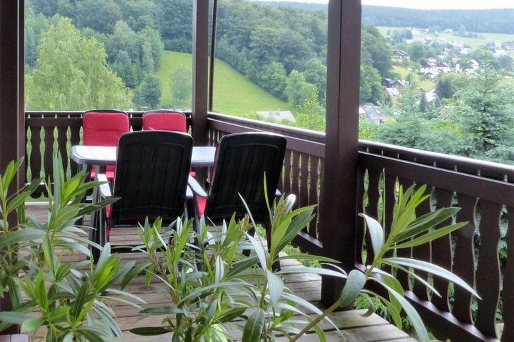 Duitsland | Saksen | Appartement te huur in Breitenbrunn-ot-Rittersgrun   met wifi 4 personen