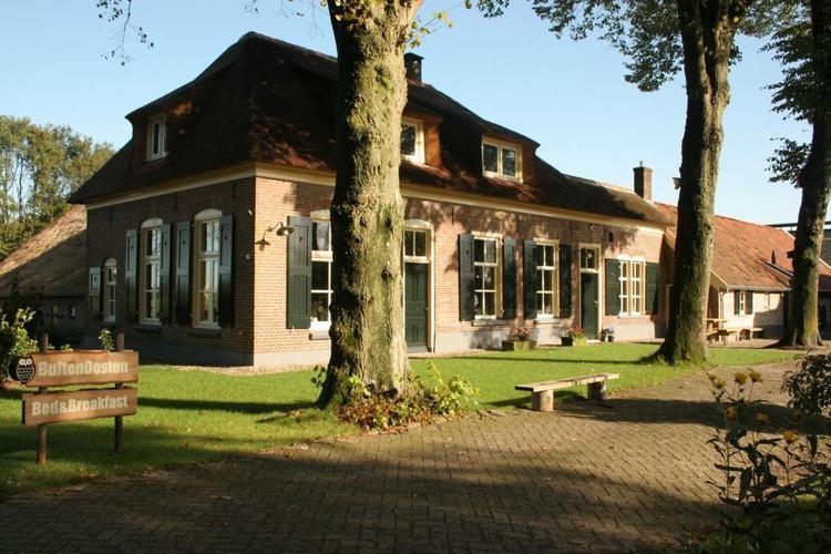 Luttenberg Vakantiewoningen te huur BuitenOosten