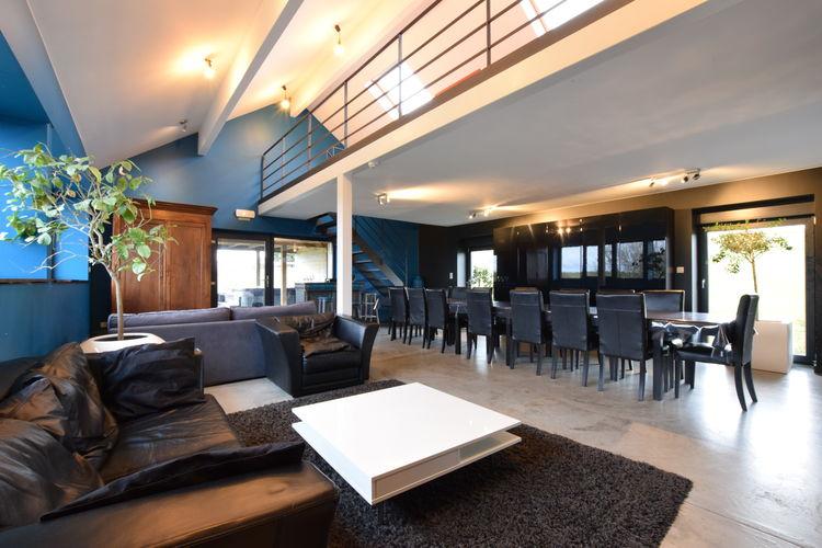Vakantiehuizen Belgie | Luxemburg | Vakantiehuis te huur in Vaux-Sur-Sure   met wifi 18 personen