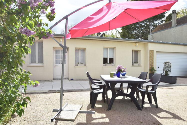 Vakantiehuizen Luc-sur-mer te huur Luc-sur-mer- FR-14530-02   met wifi te huur