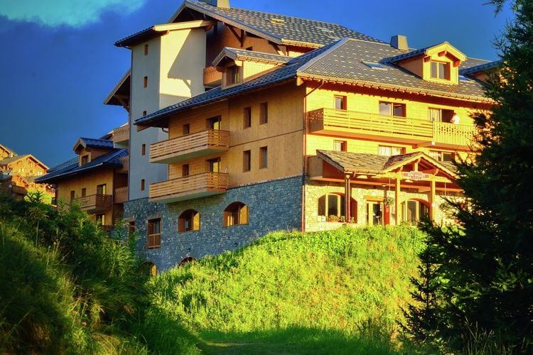 Appartement met zwembad met wifi  Rhone-alpesResidence le Sun Valley 3