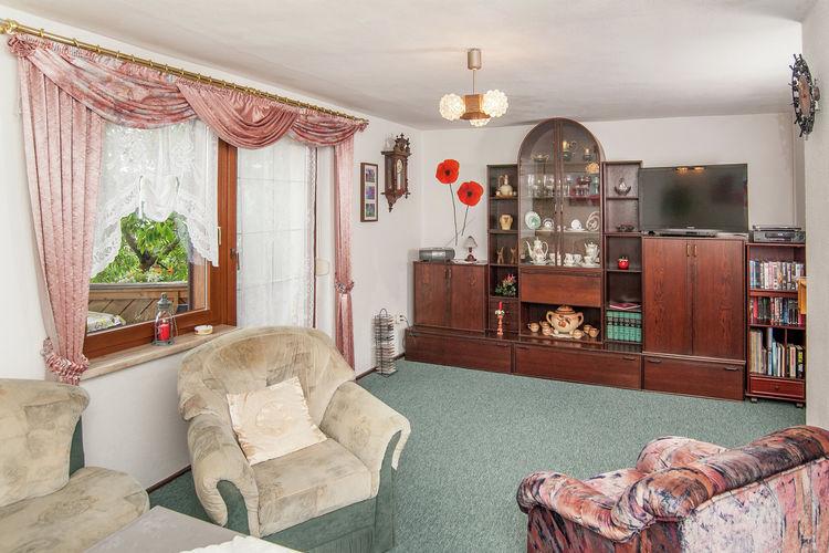 Appartement Duitsland, Thuringen, Zella-Mehlis Appartement DE-98544-02