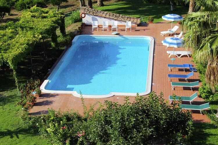 vakantiehuis Italië, Basilicata, Ricadi vakantiehuis IT-89866-24