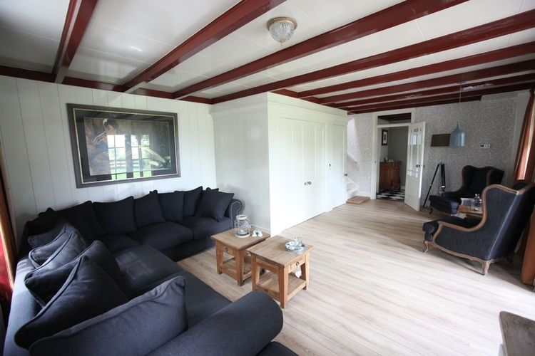 Holland | North Sea Coast North | Holiday home Recreatiepark Wiringherlant - Anno Nu XL | all year | LivingRoom